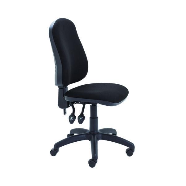 Jemini Teme High Back Operator Chair Black