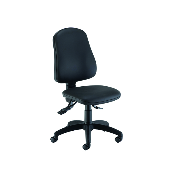 Jemini Teme Deluxe High Back Operator Chair Polyurethane