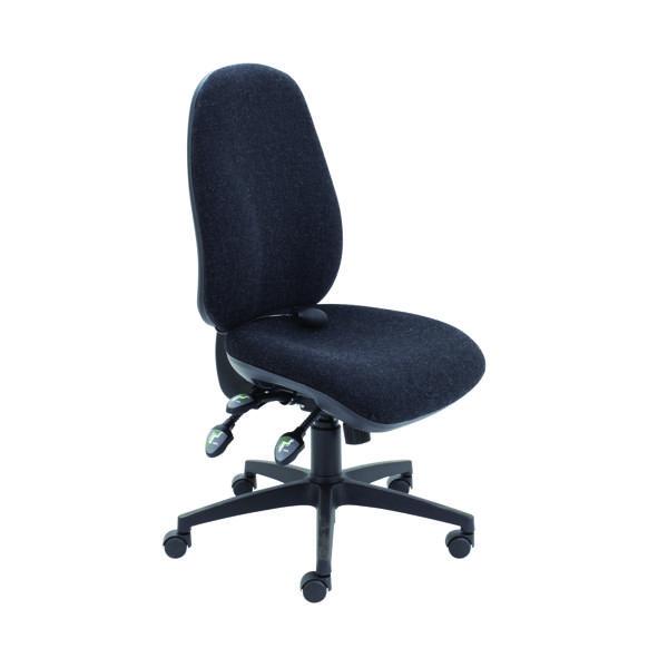 Arista Ergonomic Maxi Chair Black
