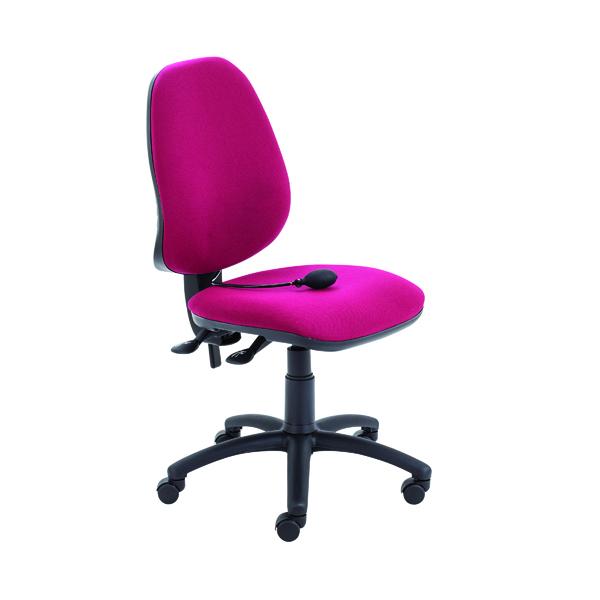 Jemini Intro Posture Chair 640x640x990-1160mm Claret