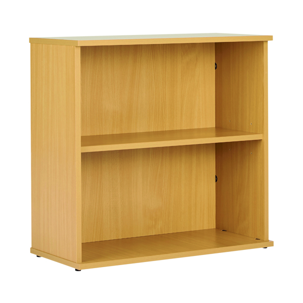 Serrion Premium Bookcase 750x400x726mm Ferrera Oak