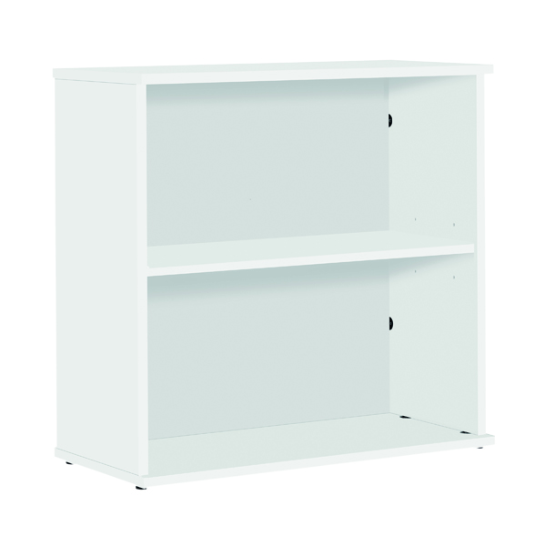 Serrion Premium Bookcase 726mm White