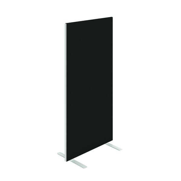 Jemini Floor Standing Screen 800 x 1600mm Black