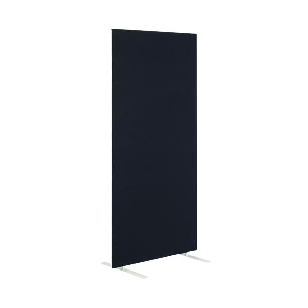 First Floor Standing Screen 800x25x1800mm Black