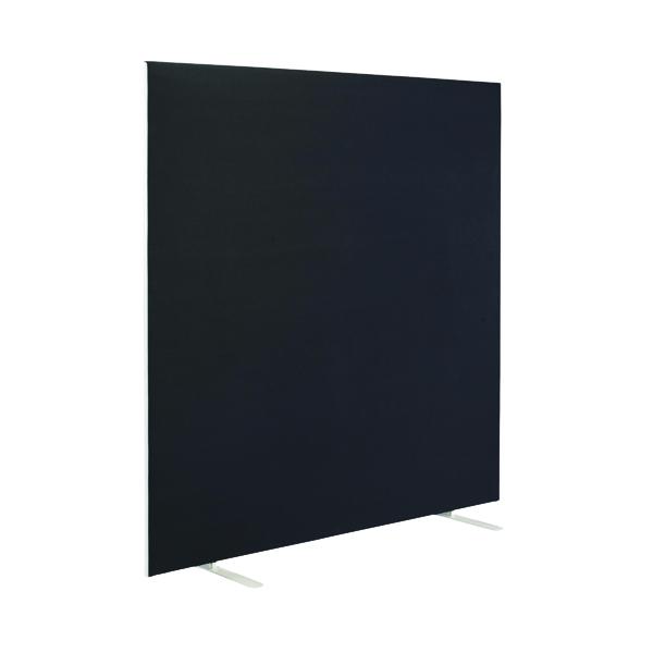 First Floor Standing Screen 1600x25x1600mm Black