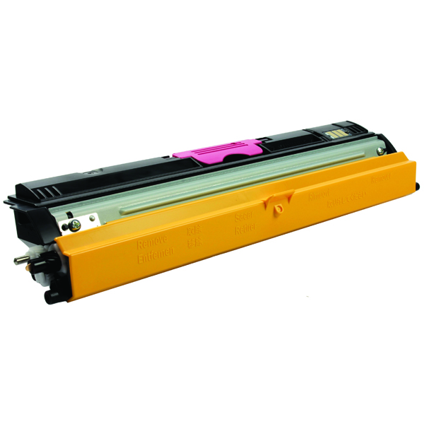 Konica Minolta Cyan/Magenta/Yellow Toner Cartridge (Pack of 3) A0V30NH