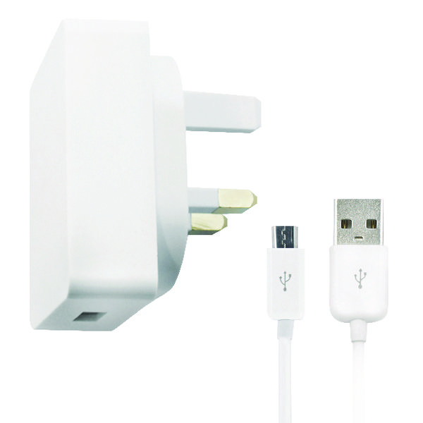 Image for Reviva Micro USB Cable and USB Mains Charger 22470VO11