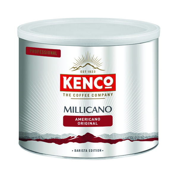 Kenco Millicano Whole Bean Coffee 500g