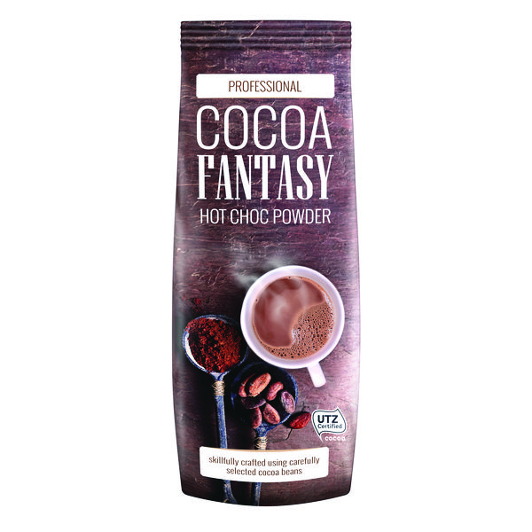 Cocoa Fantasy Hot Chocolate 1kg 4056016