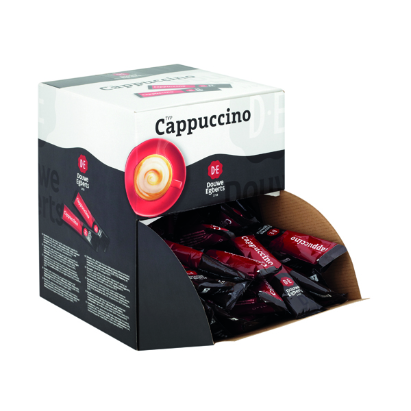 Douwe Egberts Cappuccino Sticks 12.5g (Pack of 80) 4019273