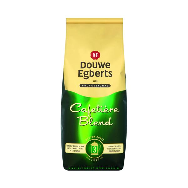 Douwe Egberts Cafetiere Blend 1kg 536700
