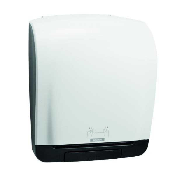 Katrin Inclusive System Towel Dispenser White 90045