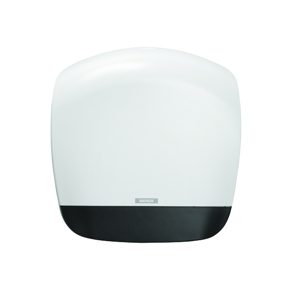 Katrin Inclusive Gigant Toilet Roll S Dispenser White 90069