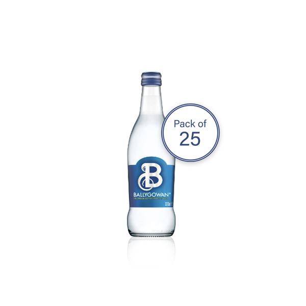 Ballygowan Glass Bottle Sparkling 330ml