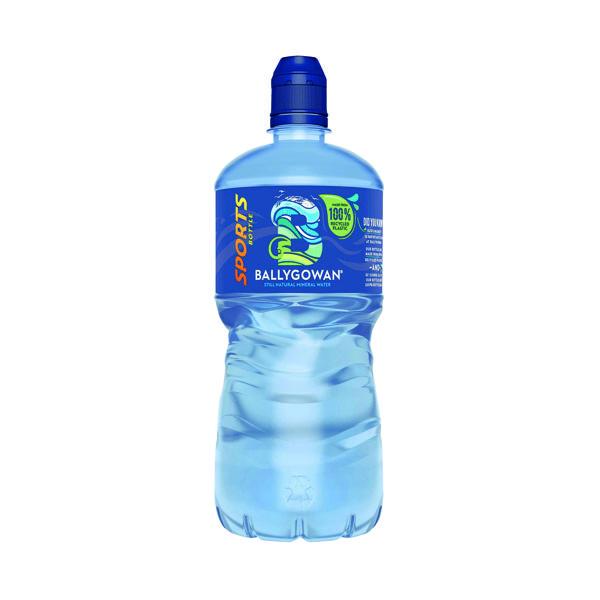 Ballygowan Sports Bottle 1 litre (Pack of 12)