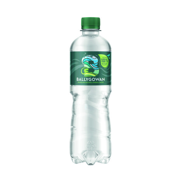 Ballygowan Sparkling Mineral Water 500ml (Pack of 24)