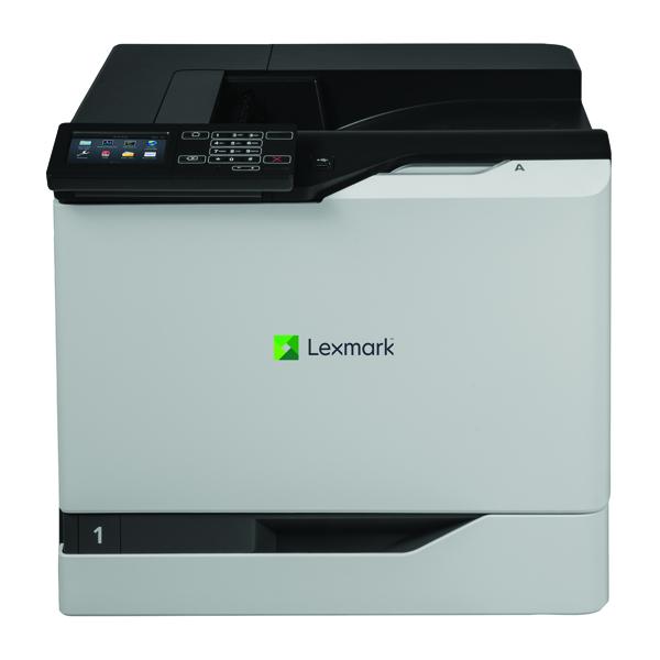 Lexmark CS827DE Colour Laser Printer A4 21KC232