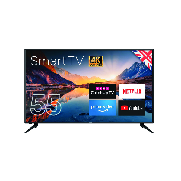 Cello 55in 4K Smart Ultra HD LED TV C55RTS4K