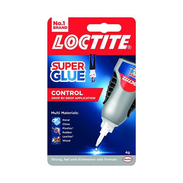 Loctite Super Glue Control 3g 853338