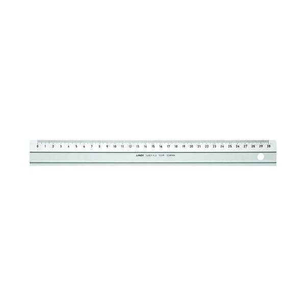 Linex Hobby Cutting Ruler 300mm Aluminium 100413070