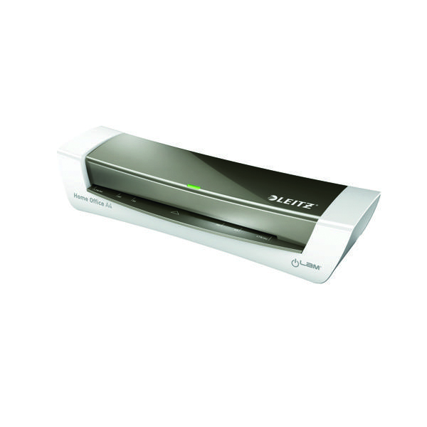 Leitz iLAM Home Office Laminator A4 Dark Grey 73681089