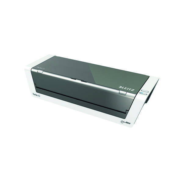Leitz iLAM Touch 2 Turbo Laminator A3 Glossy White/Grey 75201000