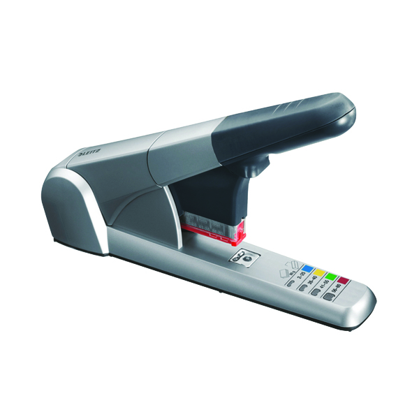 Leitz Heavy Duty Stapler Grey 55510084