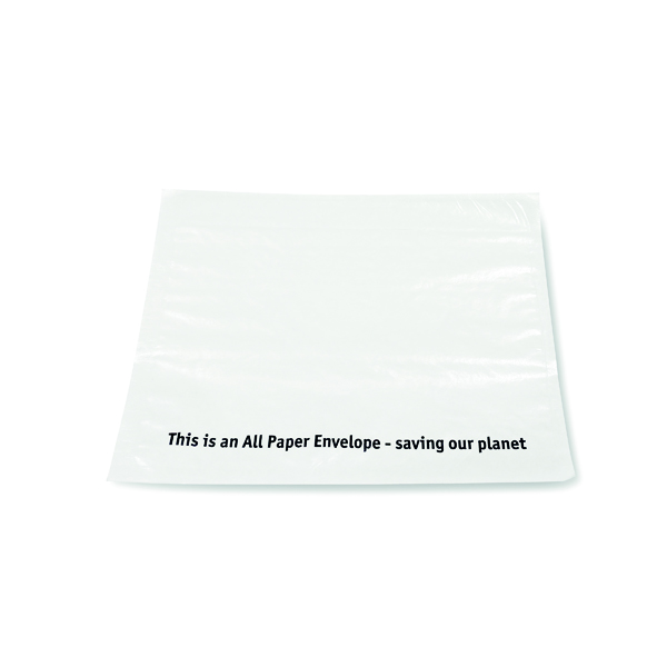 All Paper Documents Enclosed Wallets A6 (Pack of 1000)