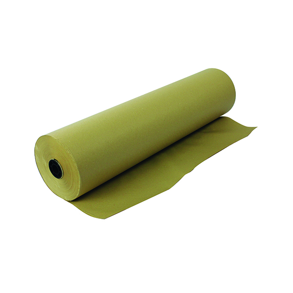 Strong Imitation Kraft Paper Roll 750mm x 250m Brown IKR-070-075025