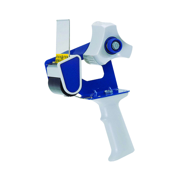 Safety Tape Dispenser With Retractable Blade 74PD1083