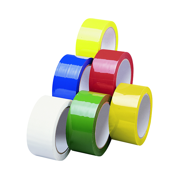 Polypropylene Tape 50mmx66m Green (Pack of 6) APPG-500066-LN