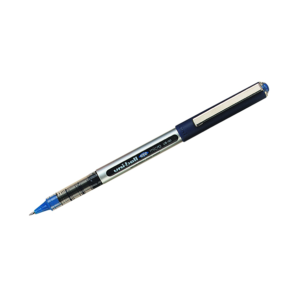 Uni-Ball UB-150 Eye Rollerball Pen Fine Blue (Pack of 12) 9000501
