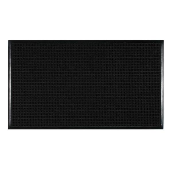 Millennium Mat Charcoal 910 x 1220mm WaterGuard Floor Mat WG030404