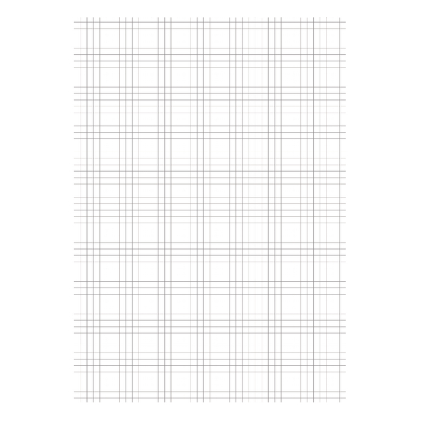 Image for Loose Leaf Paper A4 Quad Ruled (Pack of 2500) 100102082