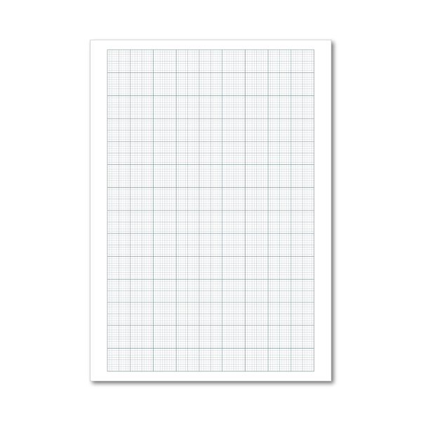 Image for A4 Loose Leaf Graph Paper (Pack of 500) 100103410
