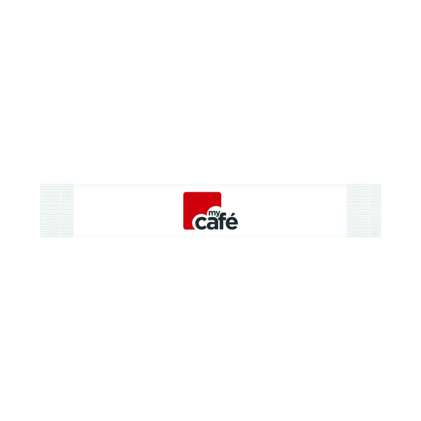 MyCafe Sugar Sticks White (Pack of 1000) 21SJ3146