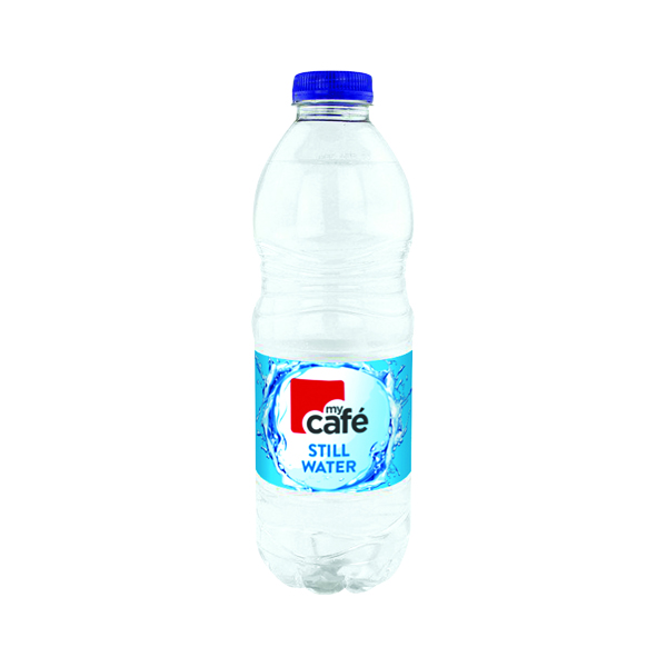 MyCafe Still Water 500ml Bottle (Pack of 24) 0201030