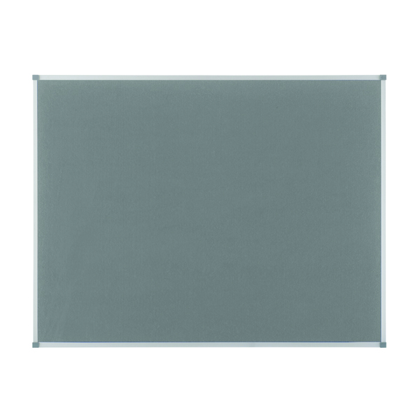 Nobo Classic Grey Felt Noticeboard 900x600mm 1900911