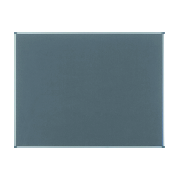 Nobo Classic Grey Felt Noticeboard 1200x900mm 1900912