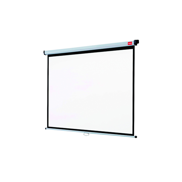 Image for Nobo 4:3 Wall Mounted Projection Screen 1750x1325mm 1902392