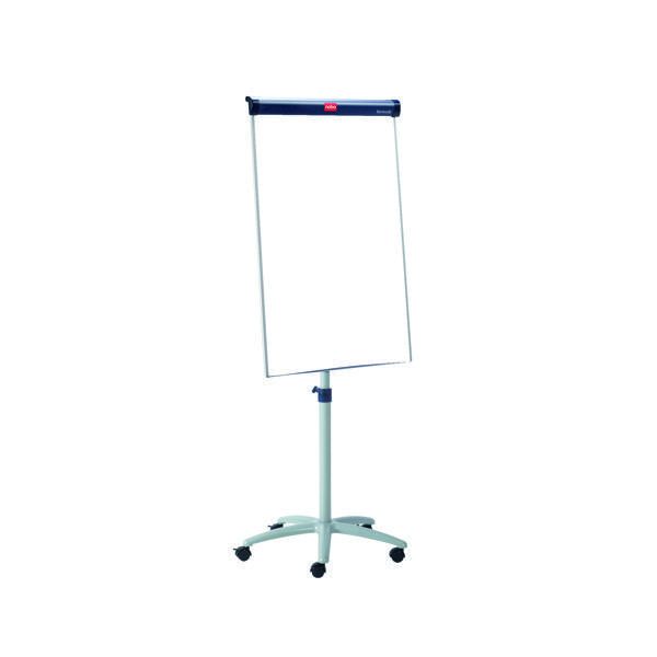 Nobo Barracuda Mobile Flipchart/Drywipe Easel Dark Blue 1902386