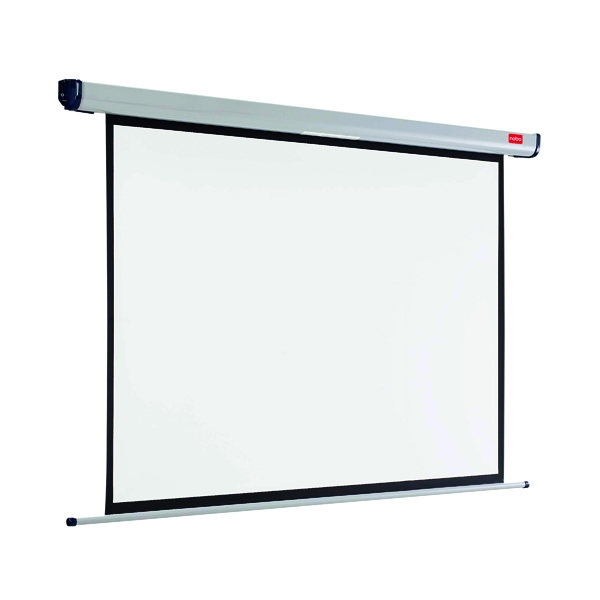 Nobo Wall Projection Screen 2000x1350mm White 1902393W