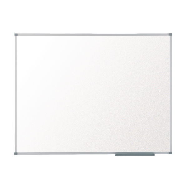Nobo Basic Melamine Non-Magnetic Whiteboard 900x600mm 1905202