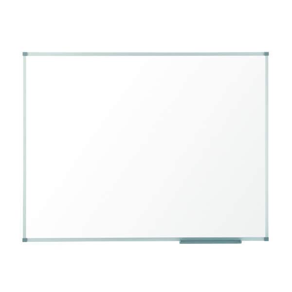 Nobo Basic Melamine Non-Magnetic Whiteboard 2400x1200mm 1905206