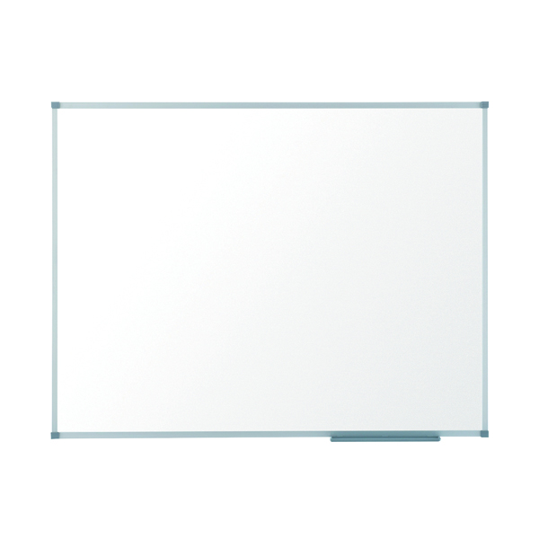 Nobo Basic Steel Magnetic Whiteboard 1200 x 900mm 1905211