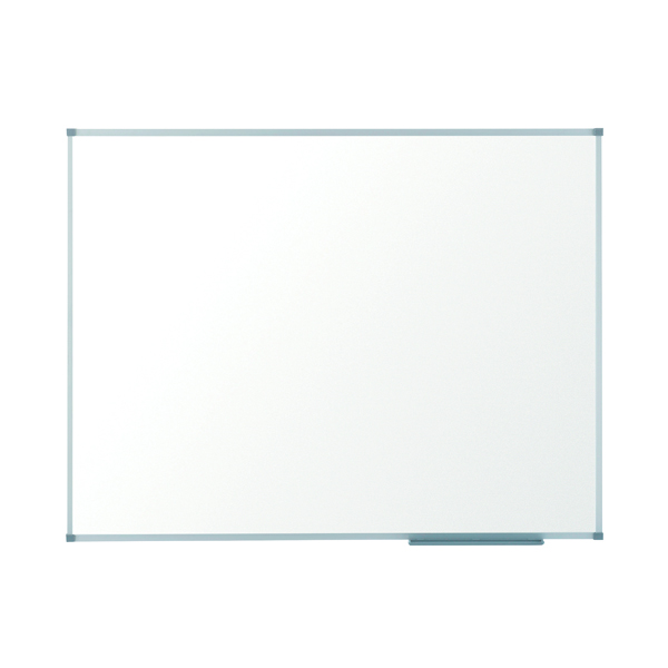 Nobo Basic Steel Magnetic Whiteboard 1800 x 1200mm 1905213