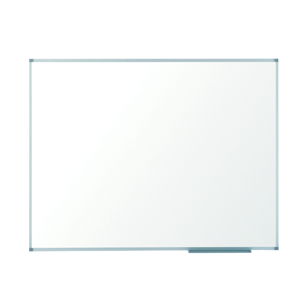 Nobo Basic Steel Magnetic Whiteboard 2400 x 1200mm 1905214