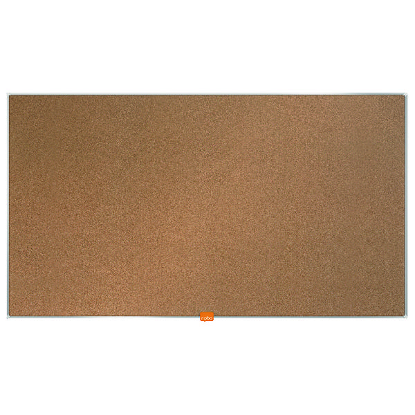 Nobo Widescreen 40inch Cork Noticeboard 890x500mm 1905307
