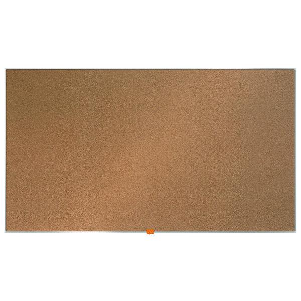 Nobo Widescreen 55inch Cork Noticeboard 1220x690mm 1905308
