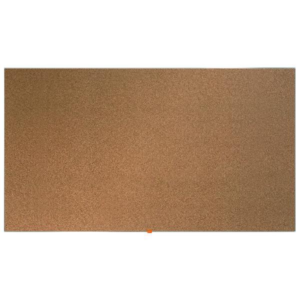 Nobo Widescreen 85inch Cork Noticeboard 1880x1060mm 1905309